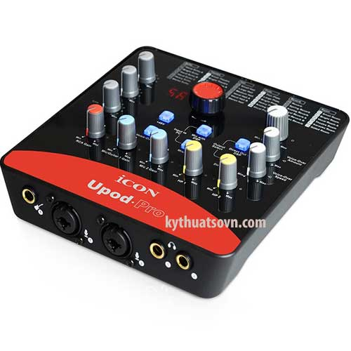 Sound card thu âm Icon Upod Pro