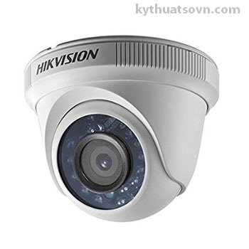 Camera Dome Hikvision DS-2CE56D0T-IR (HD-TVI 2M)